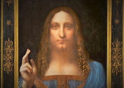 Lost Leonardo da Vinci Painting Sells For $450 Million, Breaking World Records