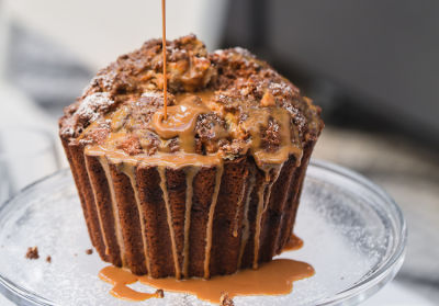 This Giant Muffin Is The Ultimate Brunch Order