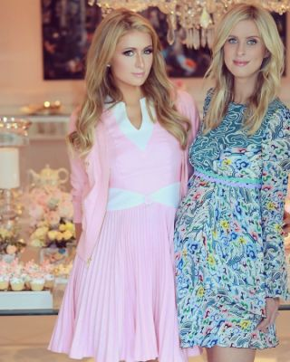 nicky hilton in When Paris Hilton Throws A Baby Shower...