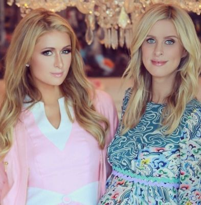 When Paris Hilton Throws A Baby Shower...