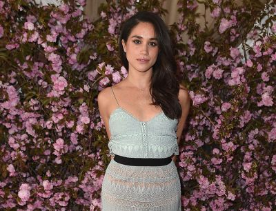 You HAVE To See Meghan Markle's College Sorority Portrait