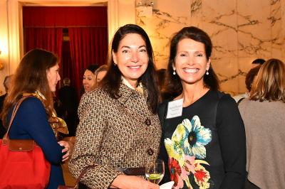 karen thomas in Audubon New York 2017 Keesee Award Luncheon