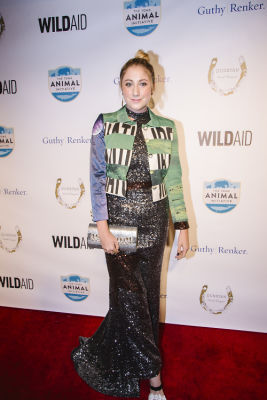 alexa curtis in Evening with WildAid