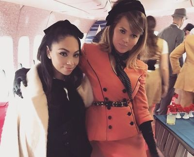 Inside Chrissy Teigen's Retro, Pan Am-Themed Birthday Party