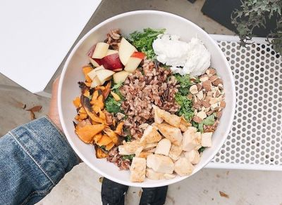 The Healthiest Spots To Grab A Post-Workout Meal