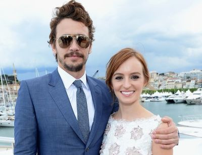Every Woman James Franco Has Dated (& Then Some)
