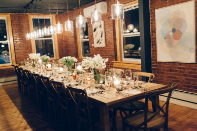 Inside The Barilla Collezione Pasta Supper Club Experience