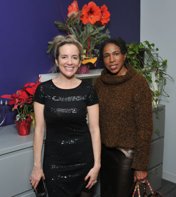 vee wright in SingularDTV Annual Holiday Party