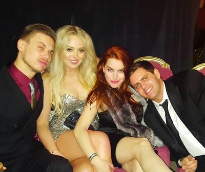 tiffany trump in Tiffany Trump Rings In The New Year With Playboy