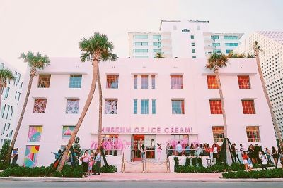 Miami's Museum Of Ice Cream Is Killing The Ocean