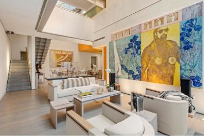 Inside The Multi-Million West Village Townhouse Selling At Half Price