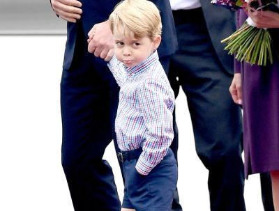 Sassy Prince George Memes Are The Funniest Thing You'll See All Week