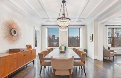 Bruce Willis's $17.75 Million Manhattan Duplex Is STUNNING