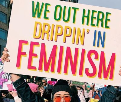 The Best Signs From The NYC Women's March 2018