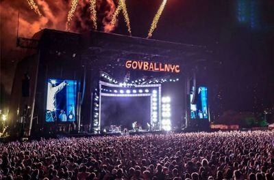 The Day-By-Day Gov Ball 2018 Lineup Is Finally Here