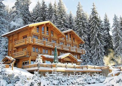 Inside Richard Branson's Exclusive Ski Lodge At Verbier In The Swiss Alps