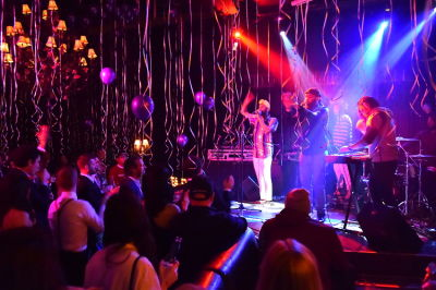 An Inside Look At Downtown's Hottest New Year's Bash