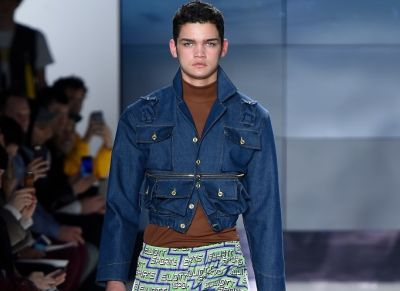 The Coolest Menswear Looks From The Runways