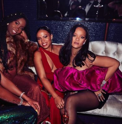 Inside Rihanna's Wild 30th Birthday Party In NYC