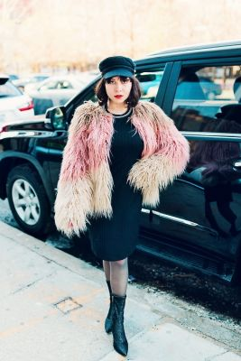 stephanie maida in Fashion Week Street Style 2018: Part 1