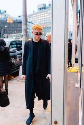 shaun ross in Fashion Week Street Style 2018: Part 2