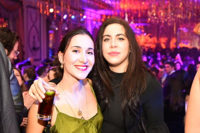 kayla tanenbaum in The Jewish Museum 32nd Annual Masked Purim Ball Afterparty