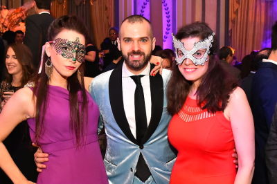 janel tanna in The Jewish Museum 32nd Annual Masked Purim Ball Afterparty