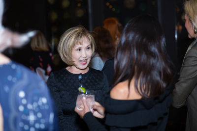 emi hayashi in DECORTÉ Makeup Collection Launch Luncheon 2018