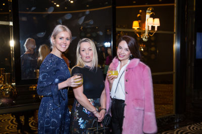 alexandra collard in DECORTÉ Makeup Collection Launch Luncheon 2018