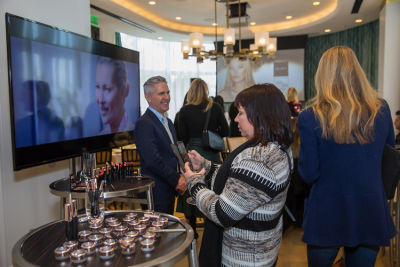 tyler hieden-jones in DECORTÉ Makeup Collection Launch Luncheon 2018