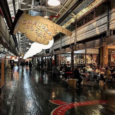 An Ode To The Iconic Chelsea Market