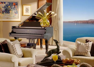 Inside The World's Most Expensive Hotel Suite
