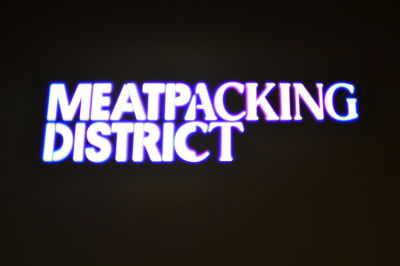 Meatpacking District's Open Market 2018