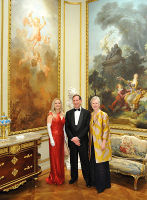 ian wardropper in The Frick Collection Young Fellows Ball 2018