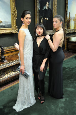 stephanie maida in The Frick Collection Young Fellows Ball 2018