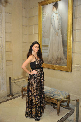 tijana ibrahimovic in The Frick Collection Young Fellows Ball 2018