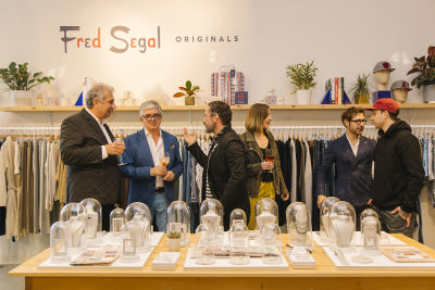 OFFICINA BERNARDI x FRED SEGAL