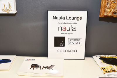 NAULA Custom Furniture, Celebrates It's 11th Year Anniversary At The 2018 Architectural Digest Design Show