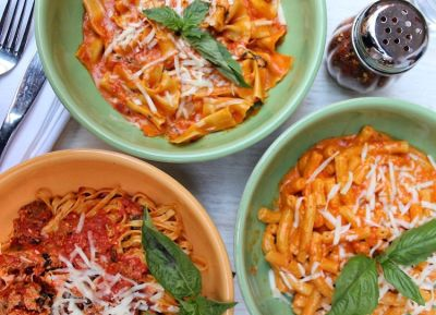 Eating Pasta May Help You Lose Weight (Seriously!)