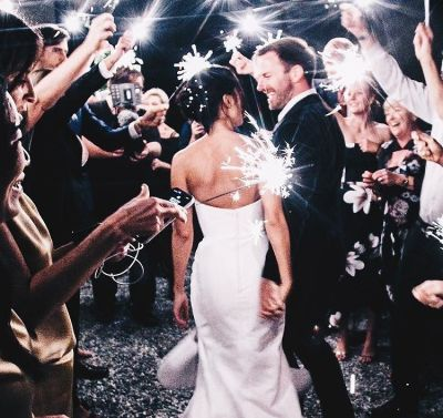 Inside A Fashion Blogger & Photographer's Stunning New Zealand Wedding