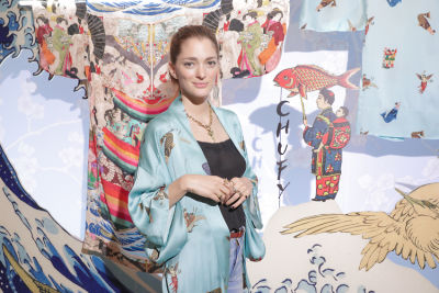 Fashion Favorite Sofia Sanchez De Betak Brings Kyoto To Soho