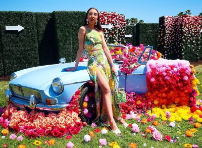 Style Star Caroline Vazzana Takes Us Inside Coachella's Most Coveted Bash
