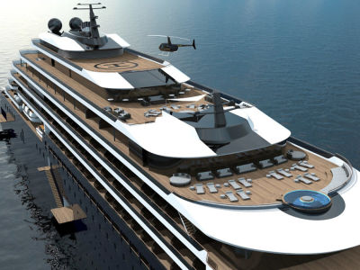 The Ritz-Carlton Launches Luxury Cruise Ships For The 1%