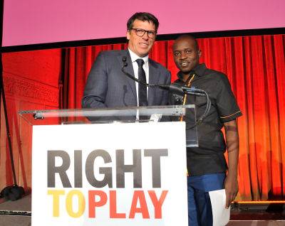 Right To Play Big Red Ball 2018