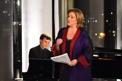 bryanwagorn in Changing the World through Art:  A Cocktail and Concert with Metropolitan Opera stars, Alice Coote, Joyce DiDonato & Bryan Wagorn