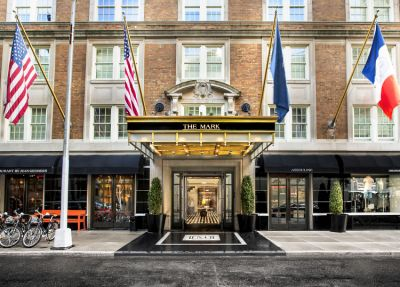 Inside The Mark Hotel: Where Celebrities Get Glam Before The Met Gala