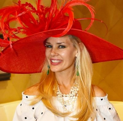 Michelle-Marie Heinemann Of Old Fashioned Mom Magazine Hosts 9th Annual Bellini & Bloody Mary Hat Party