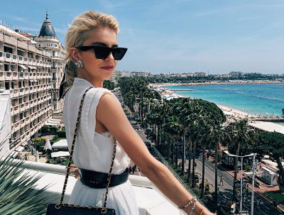 The Chicest Off-Duty Instagrams From Cannes 2018