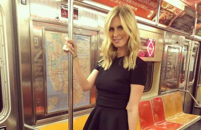 When Does Nicky Hilton Ride The Subway?