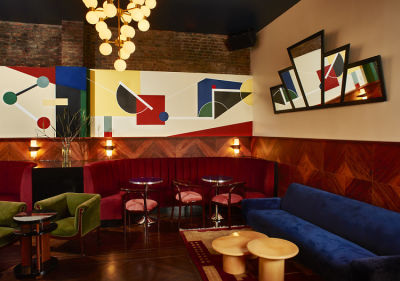 The Chicest New Cocktail Spots In NYC